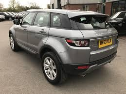 land rover range rover evoque used orkney grey land rover range rover evoque for sale