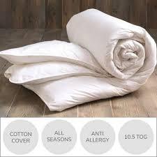 7 Tog Duvet Dorma Full Forever Anti Allergy 10 5 Tog Duvet Dunelm