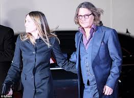 Johnny Depp Going Blind Johnny Depp And Vanessa Paradis Split Actor Was U0027getting Close To