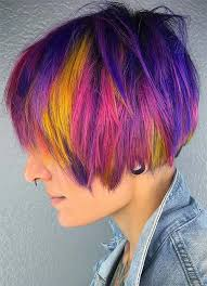 bi level haircut pictures 100 short hairstyles for women pixie bob undercut hair