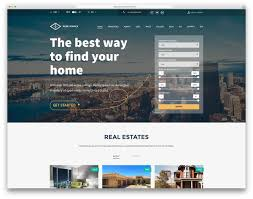 Real Estate Lease Template by 40 Best Real Estate Wordpress Themes For Agencies Realtors And