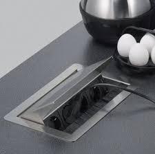 prise de courant pour plan de travail cuisine ranger la cuisine astuces et produits malins le plan plans et