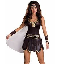 Spartan Cheerleader Halloween Costume Compare Prices Spartan Princess Costume Shopping Buy