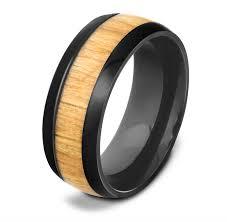 mens wooden wedding bands mens wooden wedding rings bands burnham watches