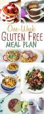 1 week gluten free meal plan to meet your health goals