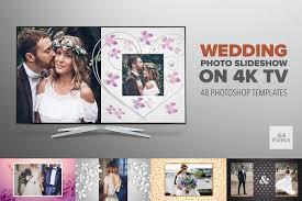 Wedding Album Wedding Album Slideshow On 4k Tv Presentation Templates