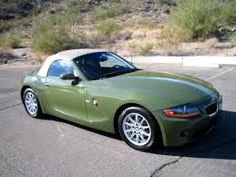 bmw z4 colors