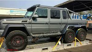 mercedes g65 amg price in india mercedes g63 6x6 amg spotted in mumbai team bhp