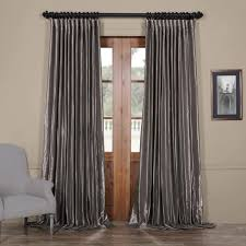 46 Inch Length Curtains Curtains For Wide Windows