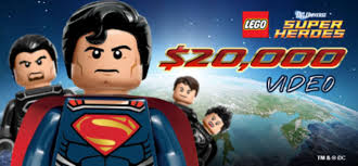 new 20 000 lego dc universe super heroes video project