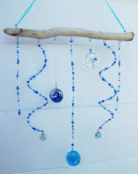 madebyjoey making a bead mobile