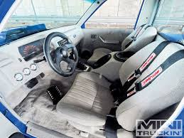 custom jeep interior mods 1987 mazda b2200 custom mazda trucks mini truckin u0027 magazine