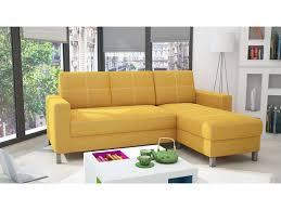 canap jaune moutarde canap eacute d x27 angle r eacute versible 5 places colorado