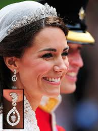 kate middleton wedding tiara the wedding tiara part 12