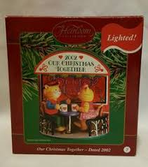 carlton cards carlton cards heirloom rudolph the nosed