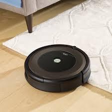 Vaccuming Irobot Roomba 890 Wi Fi Connected Vacuuming Robot R890020