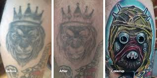 tattoo removal the finery
