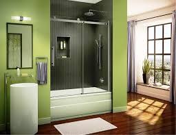 Trackless Bathtub Doors Bath Tub Doors Designs Inspirations