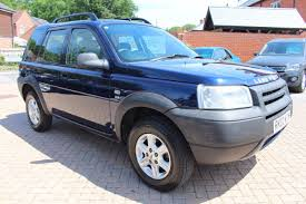 2002 land rover freelander gs station wagon 1 495