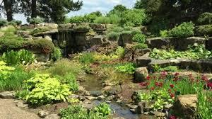 walking in the rock garden at kew botanical gardens london youtube