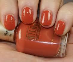 milani canyon country nail polish swatches pinterest swatch