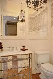 Luxury Powder Room Vanities Luxury Powder Room Glass Panel Design Ideas U0026 Pictures Zillow
