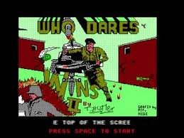 Last Poster Wins Ii New - who dares wins ii title music for the acorn bbc micro youtube
