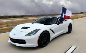 fastest c7 corvette the hennessey hpe600 corvette is the fastest c7 stingray in the