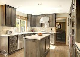 kitchen cabinet stain ideas gray stained kitchen cabinets home design plan