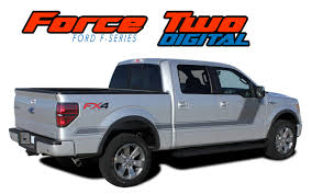 Ford F150 Truck Decals - 2015 2016 2017 2018 ford f 150 vinyl graphics truck stripes decal