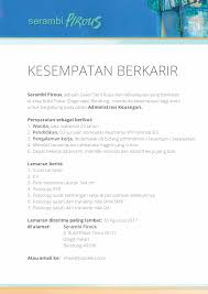 Sample Resume Yang Terbaik by Stmik Likmi
