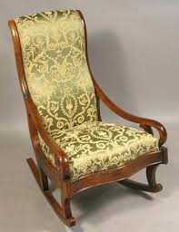 Upholstered Rocking Chair With Ottoman Upholstered Rocking Chair Rocking Chair Upholstered At A In