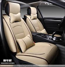 bmw rear seat protector aliexpress com buy pu leather four seasons leather almofada car