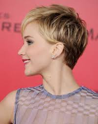 jennifer lawrence u0027s best pixie hairstyles popsugar beauty