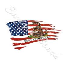 Don T Tread On Me Confederate Flag Flags Eastard Beach Wildlife Decals And Stickers