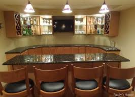 fascinating simple basement bar ideas basement decorating ideas