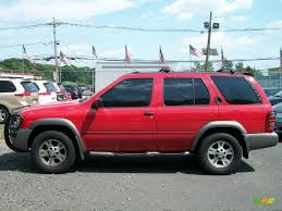 nissan 2000 4x4 cayenne red 2000 nissan pathfinder se 4x4 exterior photo 50712385