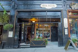 spa noir casually intimate day spa in beautiful belltown