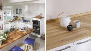 plan travail cuisine bois cuisine comment huiler plan de travail en bois