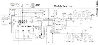 fairplay golf cart wiring diagram 2009 cartaholics golf cart forum