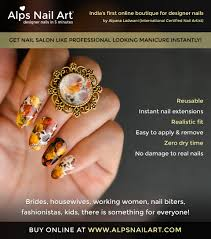 india u0027s first online boutique for designer nails alps nail art