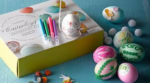 egg decorating kits easter egg decorating kit