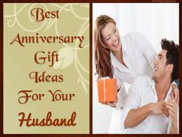 good gift ideas for husband anniversary