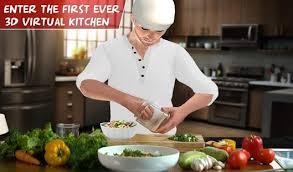 jeux de cuisine 3d chef virtuel jeu de cuisine 3d cuisinier applications