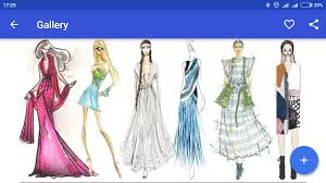 I Want To Learn Fashion Designing Online Free Drawing Fashion Clothes Android Apps On Google Play