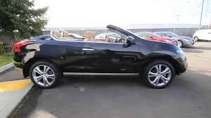nissan murano 2017 black interior 2011 nissan murano cross cabriolet base black bw002622 kent