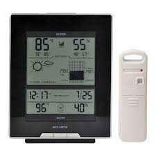 amazon com acurite 01098r weather station with temperature