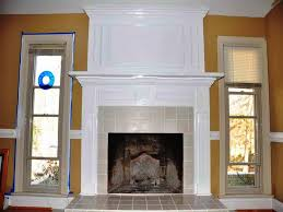 brick fireplace makeovers home fireplaces firepits best brick