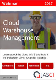 Webinar E Commerce Logistics Oct Jasci Lead Capture Webinar On Warehouse Management