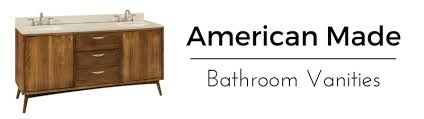 craftsman bathroom vanity cabinets amish bathroom vanities and vanity cabinets